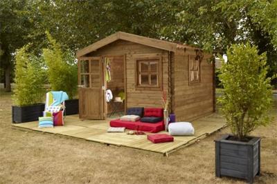Abris de jardin classe 4 - Abri de jardin bois autoclave classe 4 ...